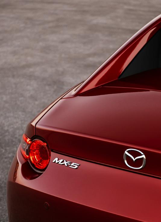 Mazda MX-5 RF Skyactiv-G 160