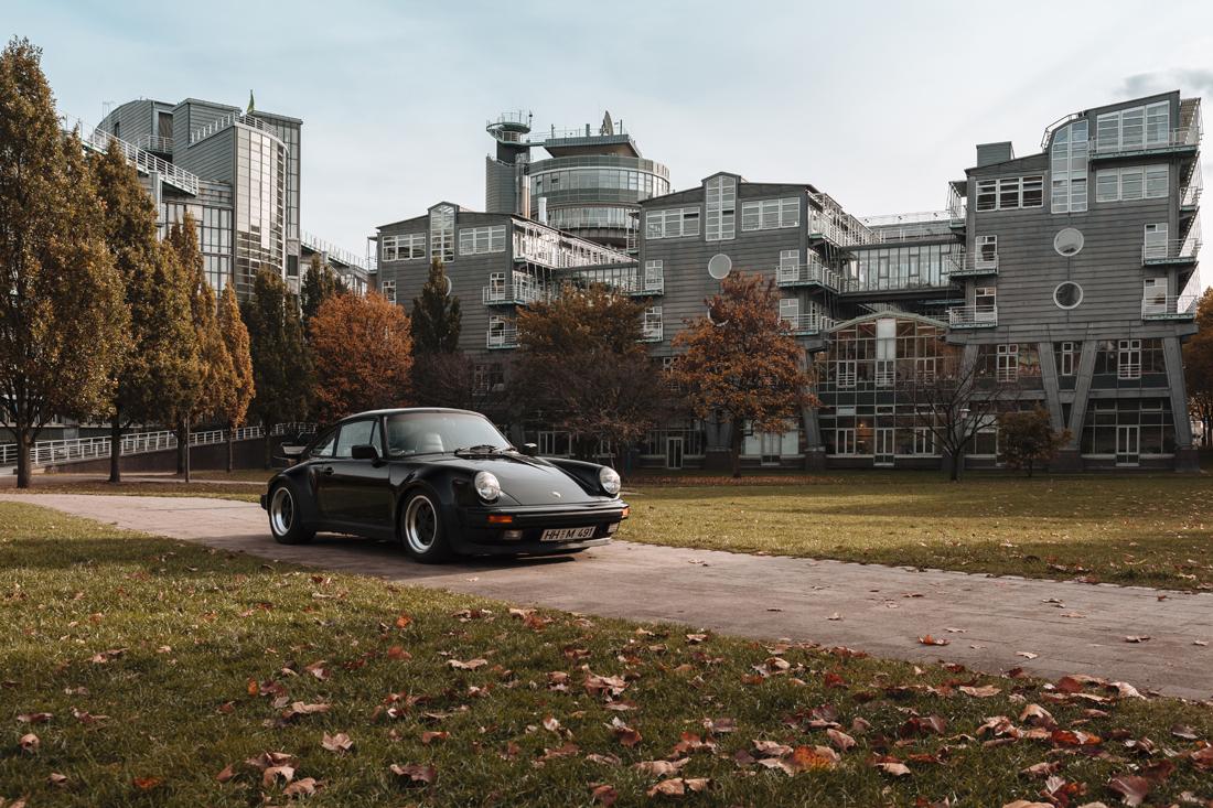 Porsche 911 Carrera 3,2 Werksturbolook 1984