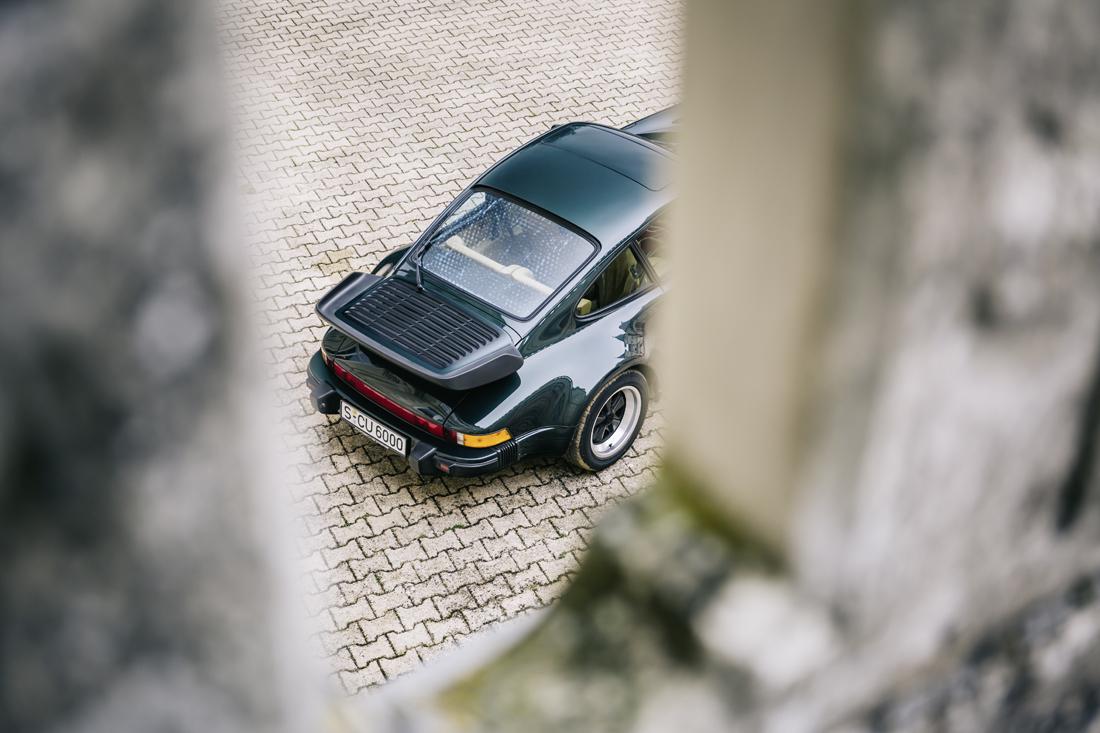 Porsche 930 Turbo von 1989